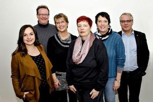 Die Mitarbeiterinnen und Mitarbeiter der IG Metall-Geschäftsstelle Offenbach